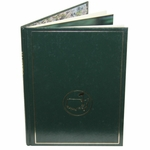 Lot 60 - 1986 Masters Annual - Nicklaus' 6th and Final Green Jacket
