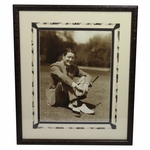 Lot 61 - Byron Nelson Signed & Inscribed Photo to Clifford Roberts