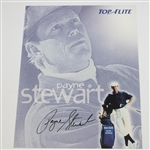 Lot 62 - Payne Stewart Signed Top Flite Advertising 8x10 Photo JSA ALOA