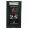 Lot 64 - Tiger Woods GSV SGC 96 Rated Golf Card