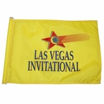 Lot 64 - 1996 Las Vegas Invitational Course Flown Flag - Tiger's First PGA Victory!