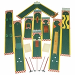 Lot 68 - Early 20th Century Table Golf Game 'A Fascinating Game of 9 Holes'