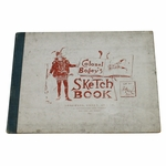 Lot 70 - 1897 Colonel Bogey Sketch Book - Longmans Green and Co.