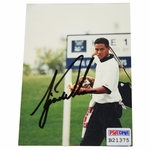 Lot 77 - Tiger Woods Signed Stanford Freshman Small Photo