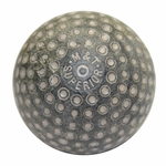 Lot 78 - c1911 Vintage M & T (Miller & Taylor) Superior Golf Ball-Double Rings Dimple Golf Ball