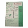 Lot 89 - 1964 Masters Spectator Guide - Arnold Palmer 4th Victory