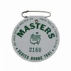 Lot 9 - 1961 Masters Badge #2160
