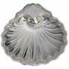 Lot 92 - 1948 Houston C.C. Invitational Medalist-Ornate Silver Oyster Candy Dish - Frank Stranahan