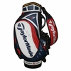Lot 94 - Tom Lehman Signed Official TaylorMade U.S. Open Backup Golf Bag JSA COA