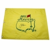 Lot 99 - Jack Nicklaus Signed 2011 Masters Flag JSA COA