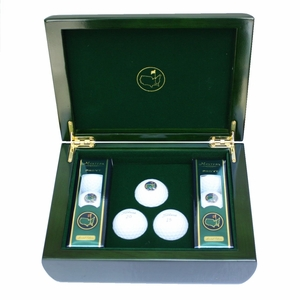 Masters 2015 Commemorative Box & Golf Balls