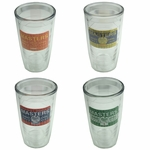Masters 4 Pack Tervis Tumblers - Badge
