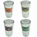 Masters 4 Pack Tervis Tumblers