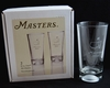 Masters Ale Glasses - 16oz -set of 2 - Masters Merchandise 2014