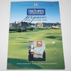 Lot 494 - Tiger Woods Signed 2000 'The Open' Program JSA COA