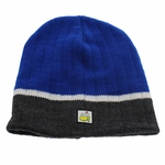 Masters Beanie Royal/White/Black