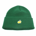 Masters Beanie Solid Green