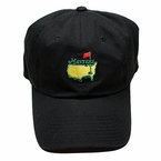 Masters Caddy Hat - Black