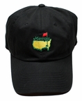 Masters Caddy Slouch Hat - Black