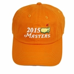 2015 Masters Orange Caddy Hat