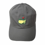 Masters Caddy Slouch Hat - Charcoal