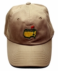 Masters Caddy Slouch Hat - Khaki