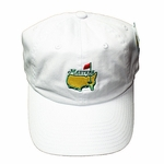 Masters Caddy Hat - White