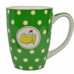 Masters Ceramic Coffee Mug- Polka Dot