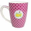 Masters Ceramic Coffee Mug Pink - Masters Golf Drinkware