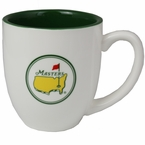 Masters Ceramic Coffee Mug White