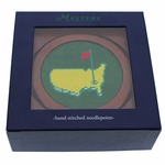 Masters Needlepoint Coasters