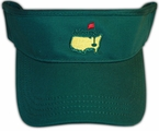 Masters Green LOW RIDER Visor - Favorite Masters Golf Visor