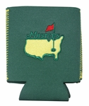 Masters Green Koozie Set of 2 - New Masters Merchandise
