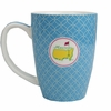 Masters Light Blue Coffee Mug - Lovely Easter Color!
