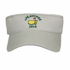 2014 Dated Masters Low Rider Visor in Stone