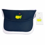 Masters Low Rider Visor - Navy with White Trim