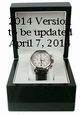 Masters Men's Watch Dated 2014 - Limited Edition Masters Golf Watch