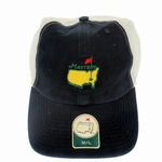 Masters Navy Fitted Trucker Hat
