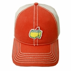 Masters Orange Trucker Hat