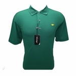 Masters Green Performance Golf Shirt