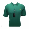 Masters Green Tech Golf Shirt - Small through XXL