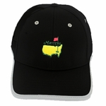 Masters Performance Hat - Black & Grey