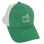 Masters Performance Hat - Green & White
