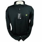 Masters Performance Long Sleeve Windshirt - Black