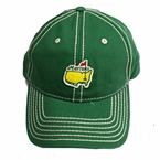 Masters Stitch Out Hat - Green