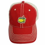Masters Trucker Hat - Red