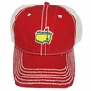 Masters Trucker Hat - Red - NEW FOR 2014