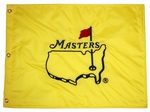 Masters Undated Pin Flag- Limited Edition Masters Merchandise