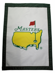 Masters Undated Garden Flag