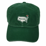 Masters Vintage Caddy Hat - Green